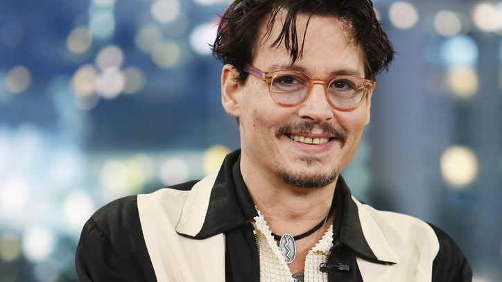 Johnny Depp to Play Guitar on 'Lost' Bob Dylan Song