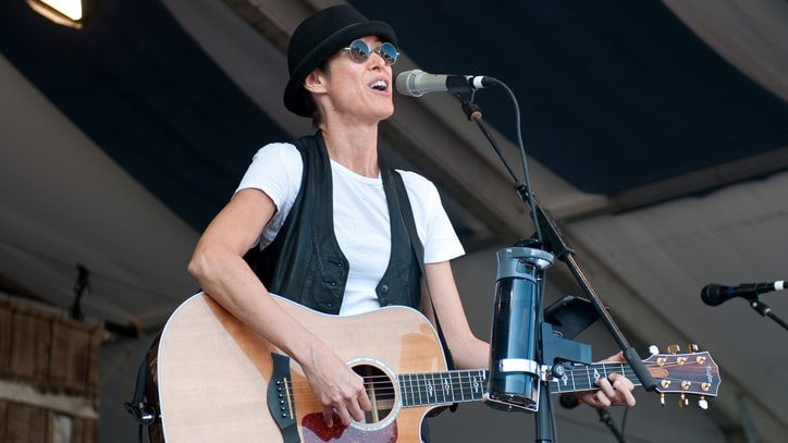 Michelle Shocked Releases Silent Album, Names Songs After Music Execs