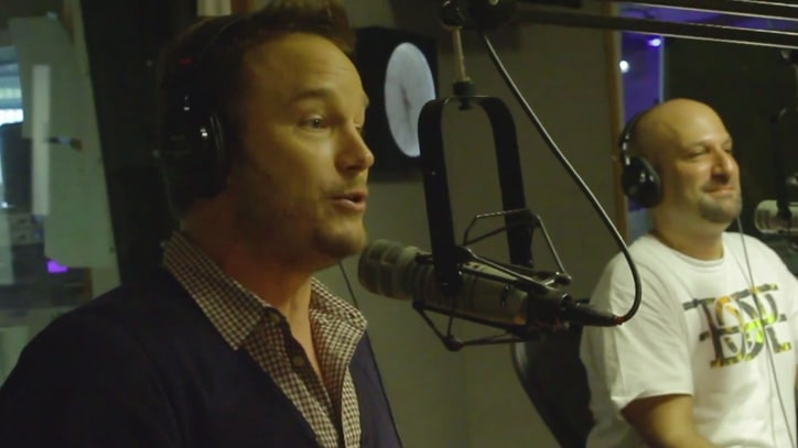 Watch Chris Pratt Flawlessly Rap Eminem's 'Forgot About Dre' Verse