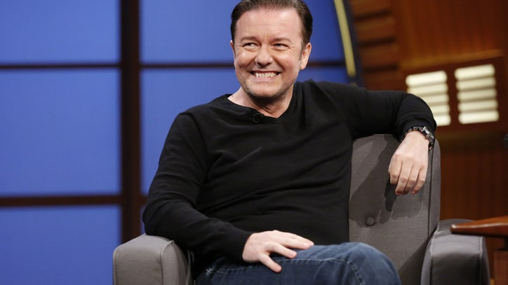 Ricky Gervais to Star as David Brent in 'Office' Movie Sequel