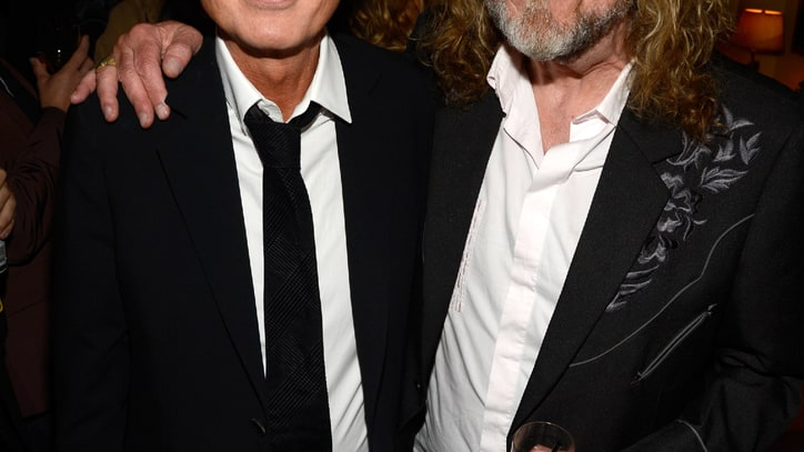 Robert Plant 'Disappointed' in Jimmy Page and Led Zep Reunion Rumors