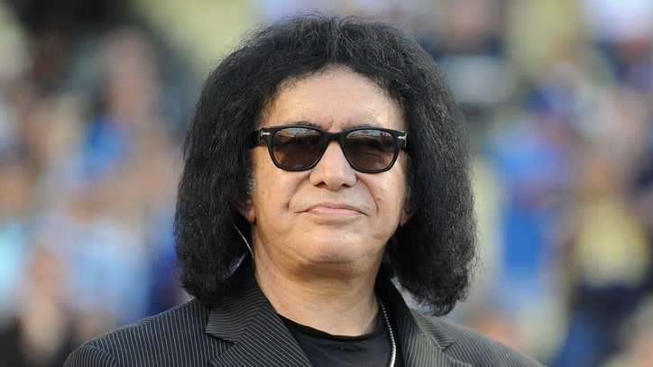 Gene Simmons: 'I'm on the Side of Don Sterling'