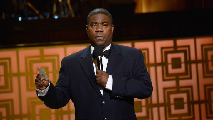 Tracy Morgan Gives Neal Brennan Optimistic Health Update