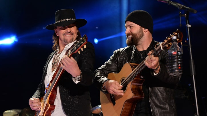 Watch Zac Brown Band and Richie Sambora Rip 'Wanted Dead or Alive'