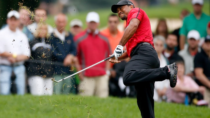 Tiger Woods Just Wants to Get Better