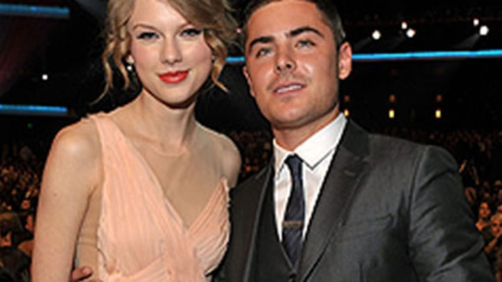 Taylor Swift Teams Up With Zac Efron in Dr. Seuss Movie