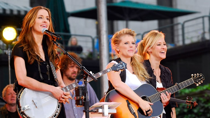 Flashback: The Dixie Chicks Are Ashamed of the President… Again