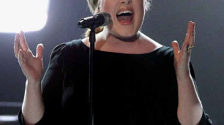 Adele Leads Record Industry Out of Sales Slump