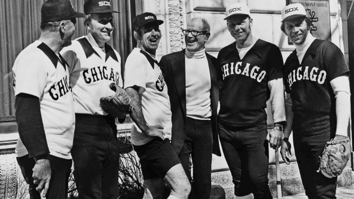 White Sox, Short Pants: Happy Anniversary to MLB's Most Infamous Uniform