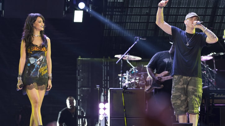 Eminem and Rihanna Launch Rebellious, Unpredictable Monster Tour