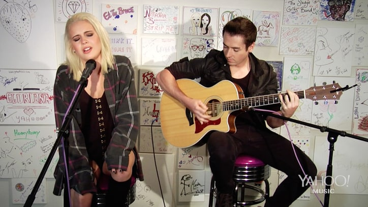 Bea Miller Brings Some Fresh 'Young Blood' to Yahoo