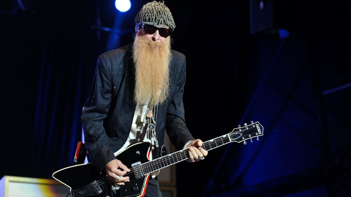 ZZ Top's Billy Gibbons Ventures Into EDM With David Guetta