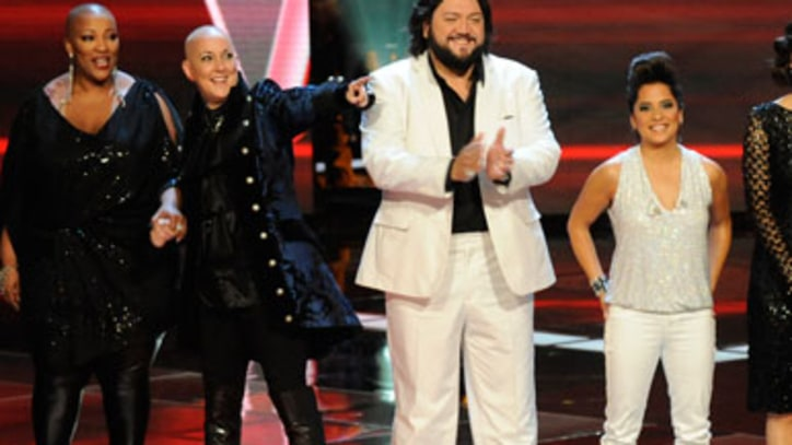 'The Voice' Recap: And Then There Were Eight