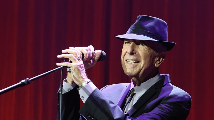 Leonard Cohen to Release New Album For 80th Birthday Next Month