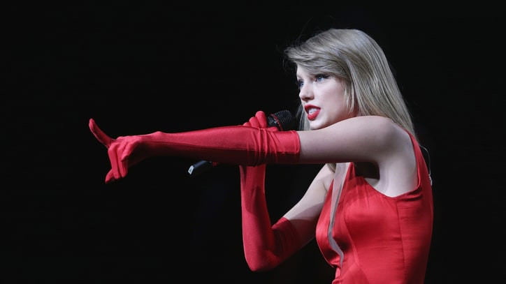 Taylor Swift Provides a Haunting Piano Lesson in 'The Giver'