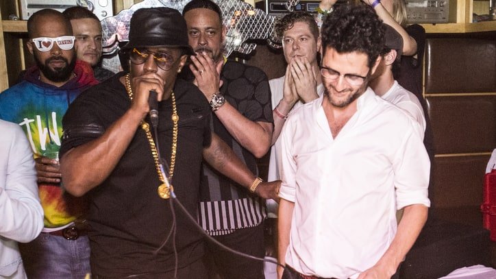 How Diddy and Guy Gerber Made the Year's Most Unlikely Techno LP