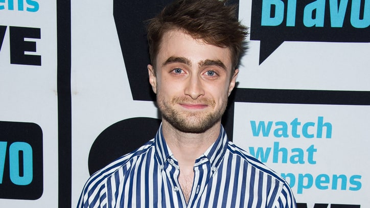 Daniel Radcliffe Blasts Own 'Harry Potter' Acting