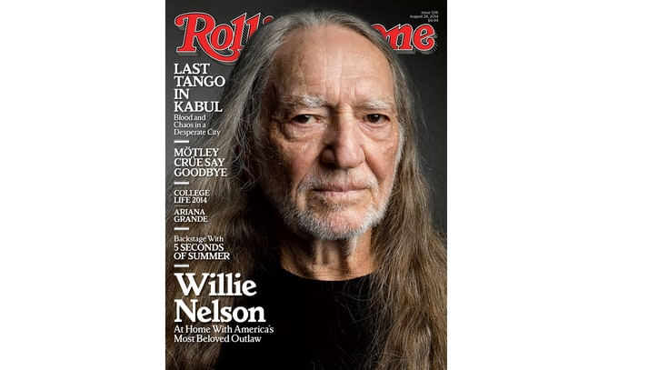 At Home With Willie Nelson: Inside Rolling Stone's New Issue