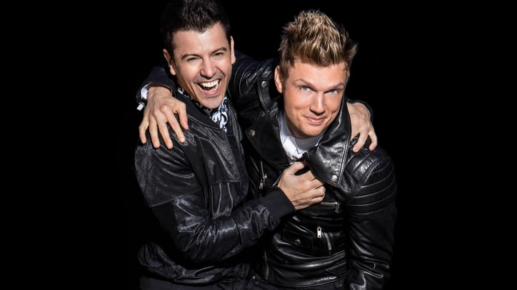 Behind Nick Carter and Jordan Knight's Boy-Band Breakout