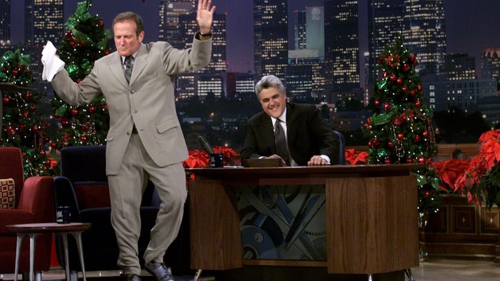 Watch Robin Williams' 13 Funniest Impressions