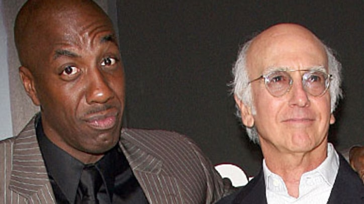 JB Smoove On Michael Richards, Larry David and a Possible 'Curb Your Enthusiasm' Spin-Off