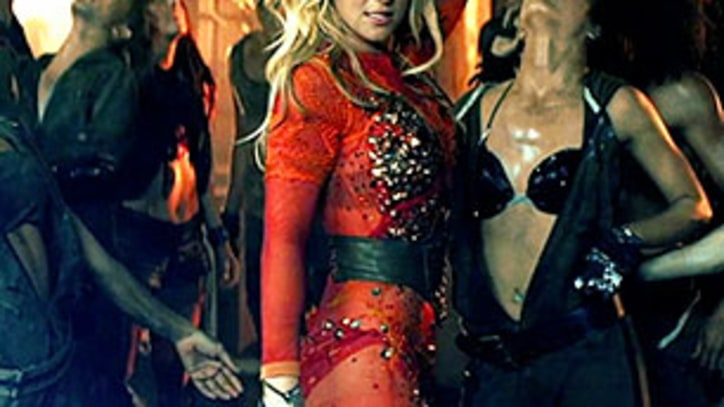 On the Charts: Britney's 'Femme Fatale' Hits Number One