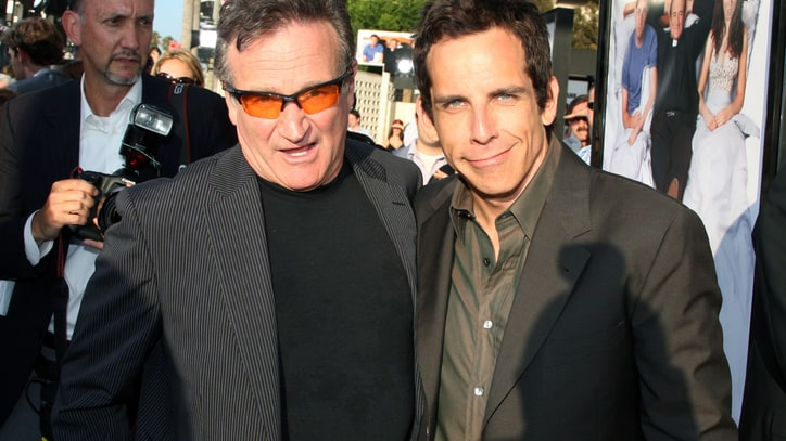 Ben Stiller Remembers Robin Williams: 'He Represented What it Meant to Be Funny'