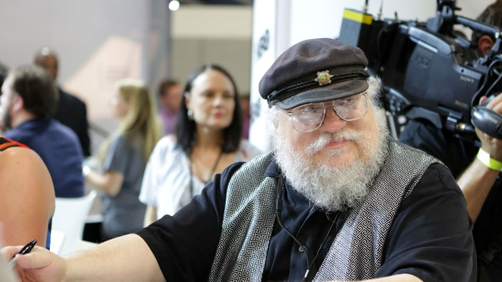 George R.R. Martin Explains Lack of Gay Sex Scenes in 'Song of Ice and Fire'