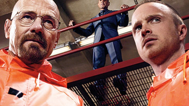 The Work Ethic of 'Breaking Bad'