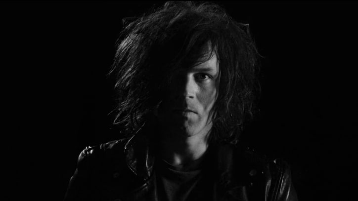 Ryan Adams Longs for Elvira in Dark 'Gimme Something Good' Video