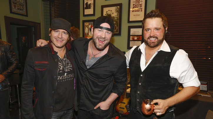 Lee Brice, Randy Houser and Jerrod Niemann Play the Opry — Video Premiere