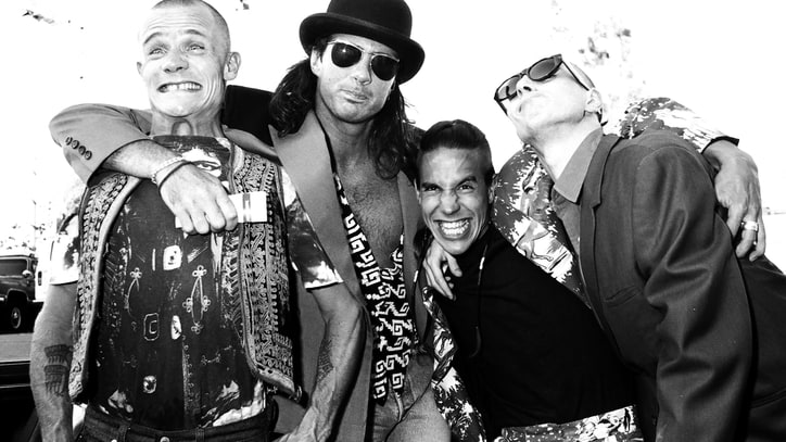 Red Hot Chili Peppers on 25 Years of 'Mother's Milk'