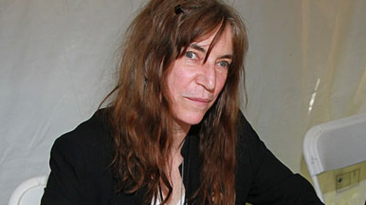 Patti Smith to Co-Write 'Just Kids' Movie