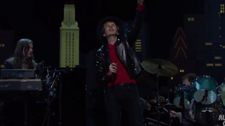 Watch Beck Perform 'Loser' on 'Austin City Limits' for Show's 40th Anniversary