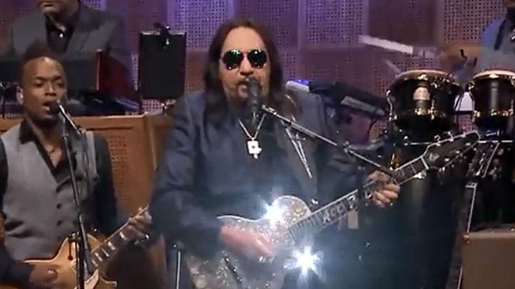 Ace Frehley Gets Back in the 'New York Groove' With the Roots