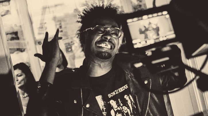 Behind Danny Brown's Twisted, Whipped Cream-Filled 'Smokin & Drinkin' Shoot