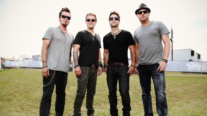 Parmalee Talks Music, Teen Choice Nom, Finding Their Groove