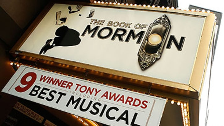 'The Book of Mormon' to Open in Chicago