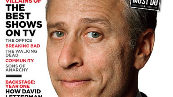 Jon Stewart Compares 'Daily Show' to Fox News: 'We're Both Expressions of Dissatisfaction'