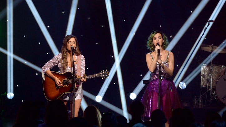 Kacey Musgraves and Katy Perry Harmonize on 'Keep It to Yourself'