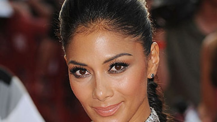 Nicole Scherzinger Credits Simon Cowell With Helping Her 'Let Go'