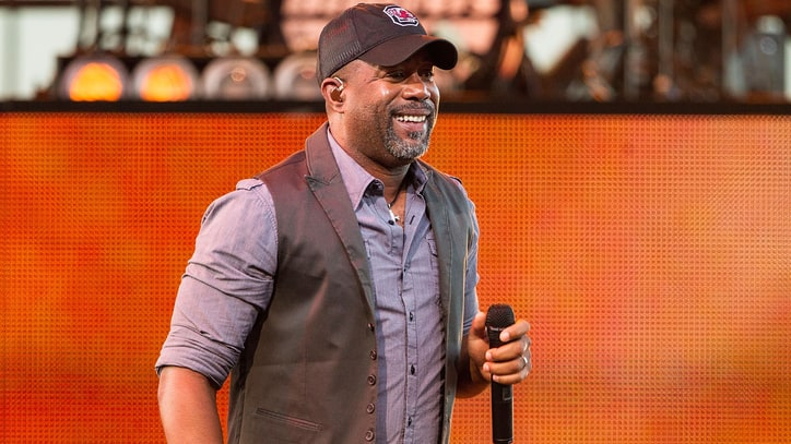 Darius Rucker Choosing 'Homegrown' Songs for Upcoming Album