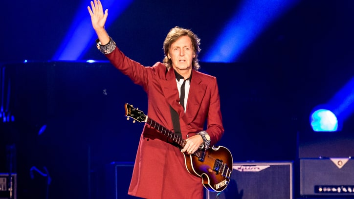 Paul McCartney at Candlestick Park: 'We're Going to Close It Down in Style!'