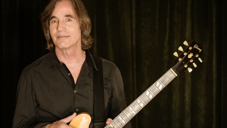 Jackson Browne Returns to an Old Favorite: Hear 'The Birds of St. Marks'