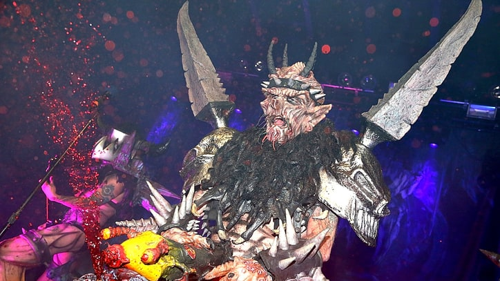Gwar Sends Off Oderus Urungus With a Viking Funeral