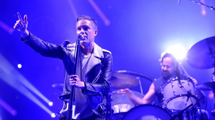 The Killers Cover Iggy Azalea's 'Fancy' at V Festival