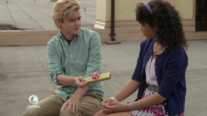 Hormones, Tensions Flare in New 'Saved by the Bell' Movie Clip