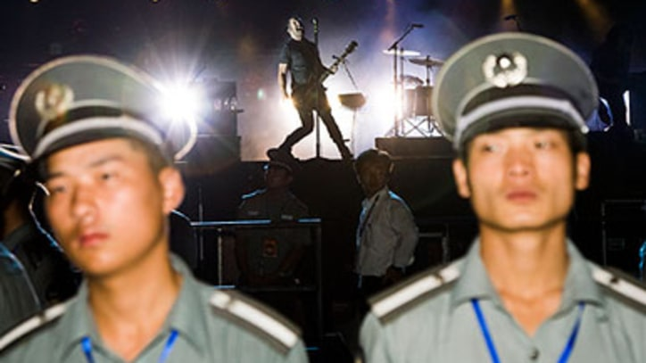 Rock Tours Target China, Face Government Interference: Rolling Stone's 2008 Feature