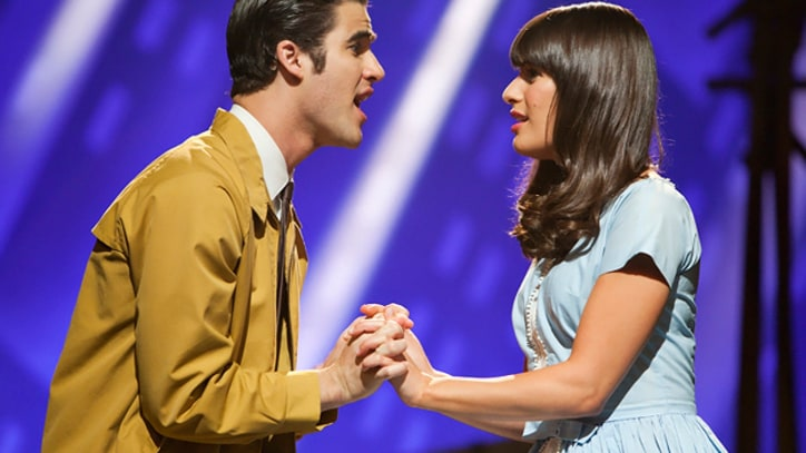 'Glee' Recap: 'The First Time' Tries Too Hard