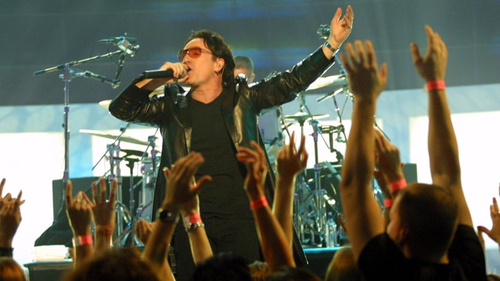 Flashback: U2 Kick Off Their 2000 Tour With a Rare Club Gig
